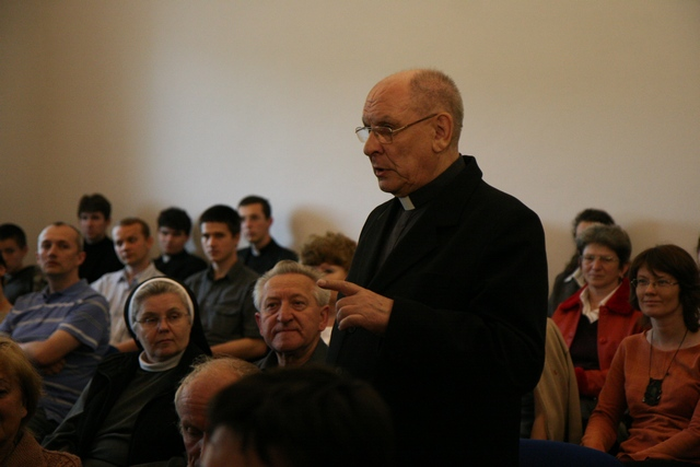 Zádušná sv. omša za Mons. Rudolfa Baláža