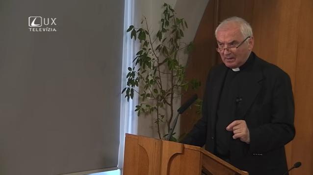 UTV (65) Liturgia sv. omše pred liturgickou reformou a...