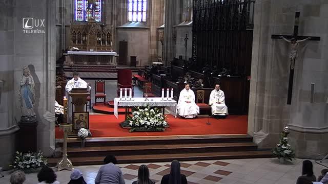 Misie milosrdesntva (26.5.2016) JEŽIŠ V EUCHARISTII (2)