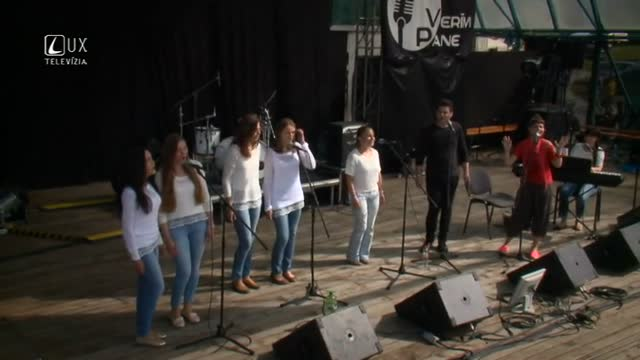 Hudobné pódium (93) G.O.D.`S
