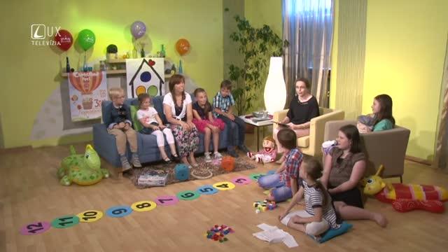 Doma je doma (992) Doma pre deti: škola, hra, zábava