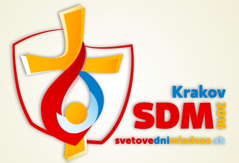 NÁRODNÉ STRETNUTIE MLÁDEŽE: SDM 2016 V KRAKOVE