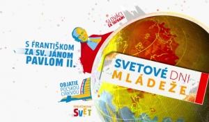 Po 21:00 - SDM 2016 - otvárací ceremoniál a svätá omša