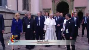 SDM 2016: Stretnutie Svätého Otca s poľskými biskupmi
