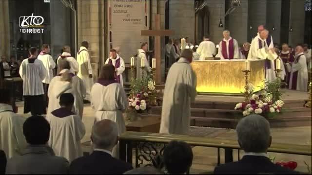 Pohreb o. Jacquesa Hamela