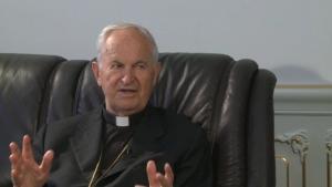 Aktuálne s kardinálom Tomkom (62) O Matke Tereze