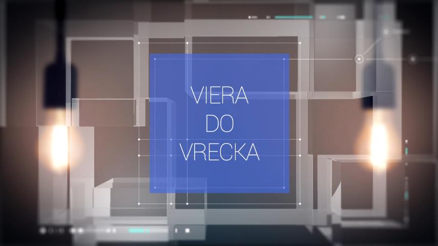 VIERA DO VRECKA (25) KRÁSA