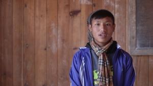 Mjanmarsko - Kopec snov