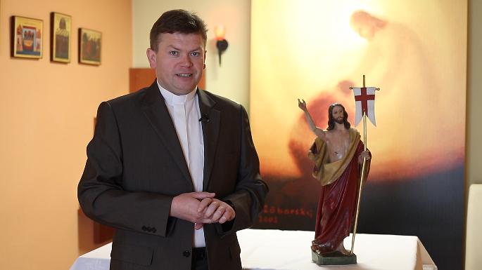 DUCHOVNÉ SLOVKO (16.4.2017) KRISTUS NÁS ZACHRÁNIL