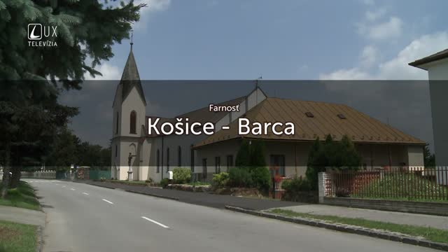 TÝŽDEŇ S... (21.08.2017) KOŠICE - BARCA
