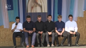 PÚŤ TV LUX 2017: MODLITBA K BOŽIEMU MILOSRDENSTVU A KORUNKA