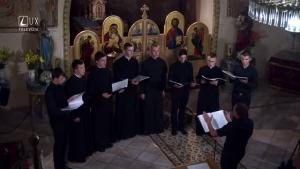 HUDOBNÉ PÓDIUM (105) ZBOR SEMINARISTOV Z UKRAJINY