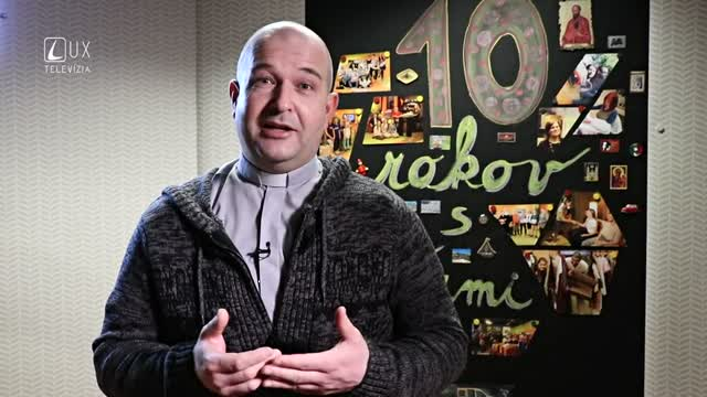 10 ROKOV TV LUX: JÁN BUC