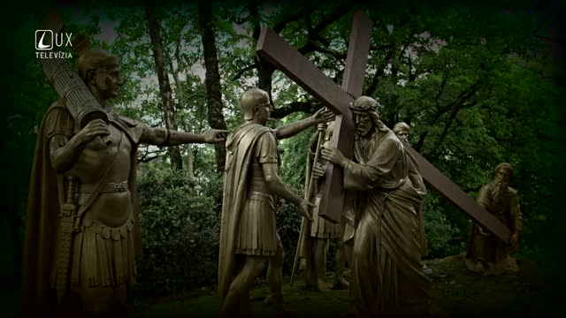 KRÍŽOVÁ CESTA (20) CESTA SMRTI