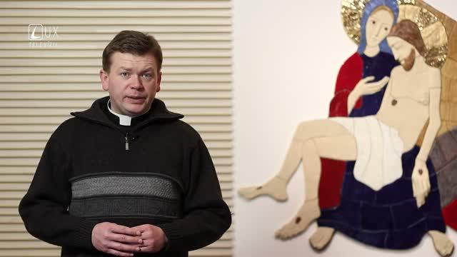 DUCHOVNÉ SLOVKO (5.3.2018) MOJE ZRKADLO: OBRAZ TRPIACEHO KRISTA