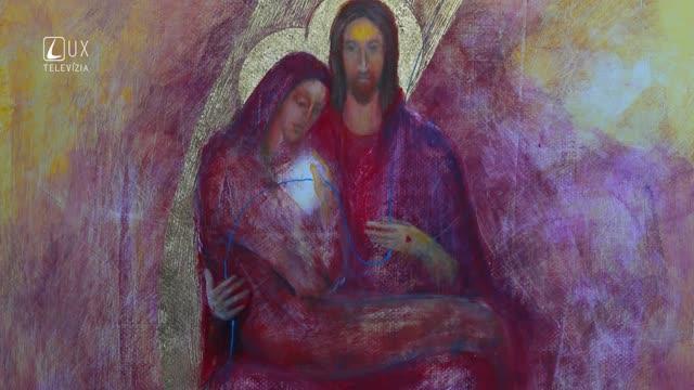 SLOVO V OBRAZE (20) NANEBOVZATIE PANNY MÁRIE