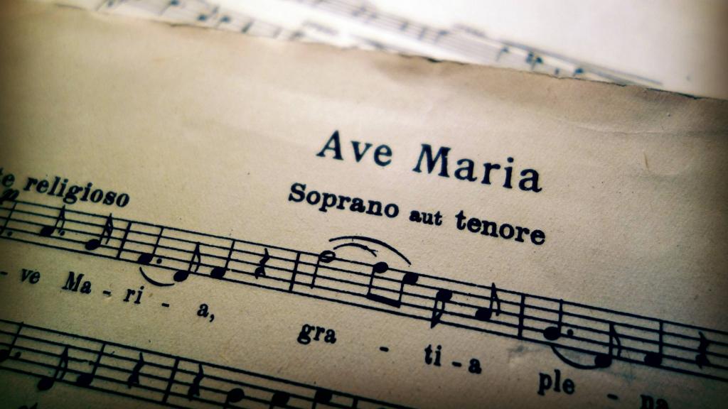 KULMENIE (79) AVE MARIA