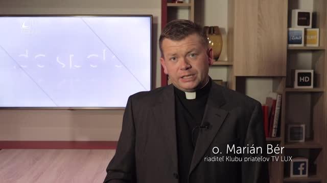 DUCHOVNÉ SLOVKO (18.6.2018) KDE JE KRISTUS, JE AJ JEHO POSILA