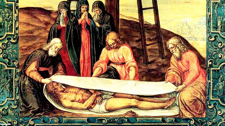 TAJOMSTVO KRISTOVEJ TVÁRE