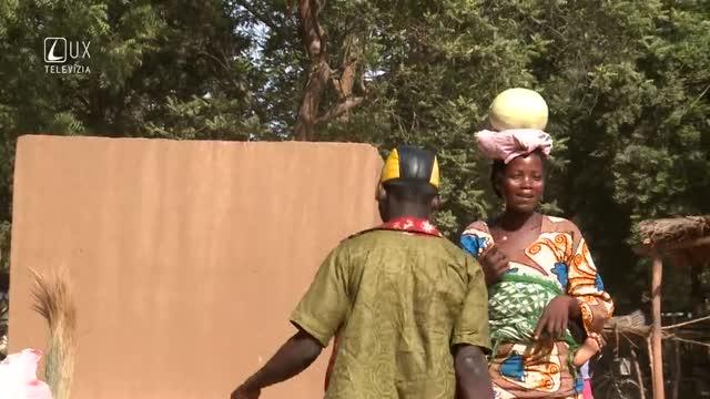 ZEM SPRAVODLIVÉHO ĽUDU (BURKINA FASO)