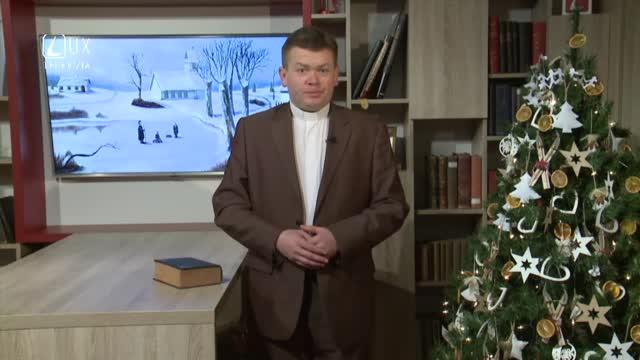 DUCHOVNÉ SLOVKO (24.12.2018) SILA VIANOČNEJ MODLITBY