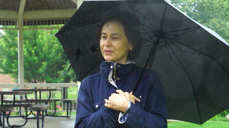 SPOJENÍ OCEÁNOM (58) Darina Arvajovičová, Chicago, Illinois