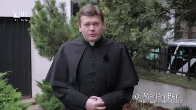 DUCHOVNÉ SLOVKO (11.2.2019) BOH TI DAROVAL ČAS ŽIVOTA
