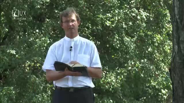 KATECHÉZA (283) PRAVÁ JEŽIŠOVA RODINA