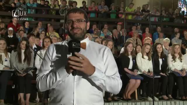 LEVOČSKÁ PÚŤ 2019 - PLNÁ MILOSTI