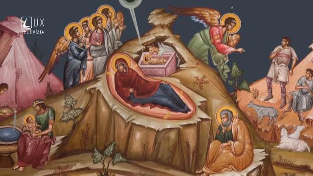NARODENIE PODĽA TELA PÁNA JEŽIŠA KRISTA