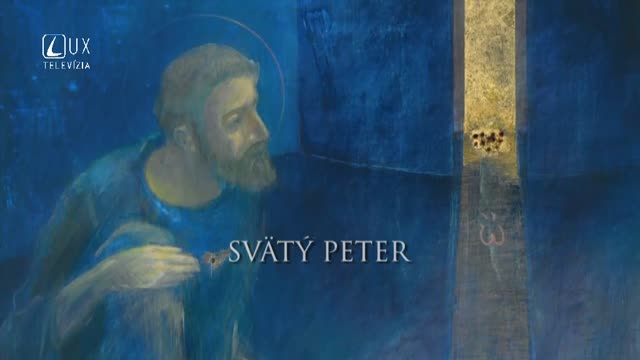 SLOVO V OBRAZE (39) SVÄTÝ PETER