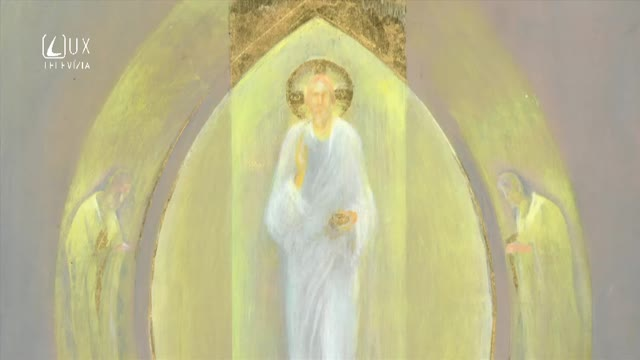 SLOVO V OBRAZE (41) PREMENENIE PÁNA