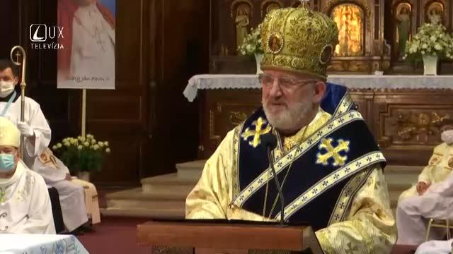 TRNAVSKÁ NOVÉNA 2020, Mons. Peter Rusnák