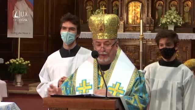 TRNAVSKÁ NOVÉNA 2020, Mons. Cyril Vasiľ