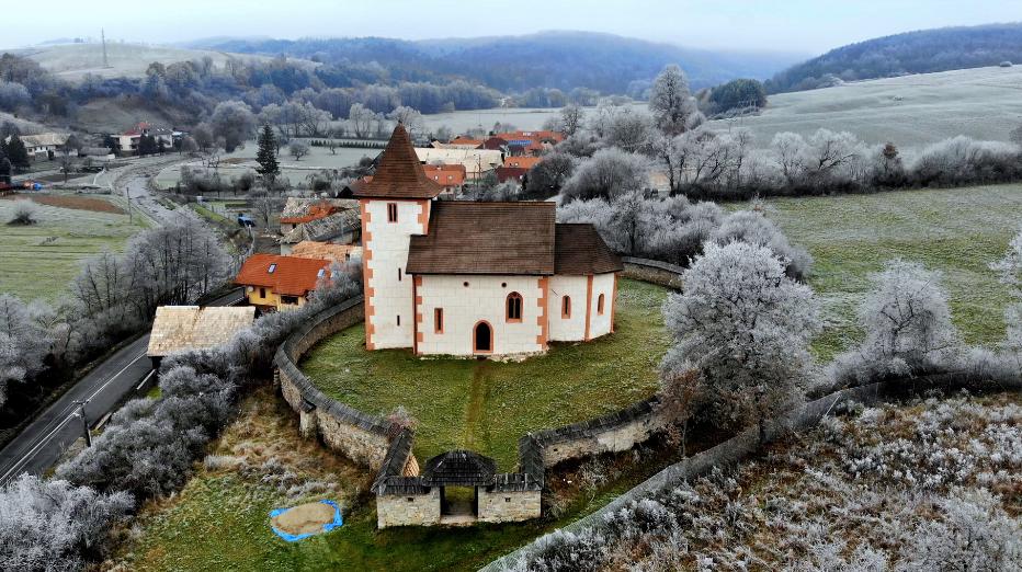 ZOLNÁ, Kostol sv. Matúša