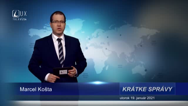 KRÁTKE SPRÁVY (19.1.2021)