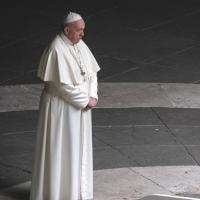 MIMORIADNE UDALOSTI s pápežom Františkom