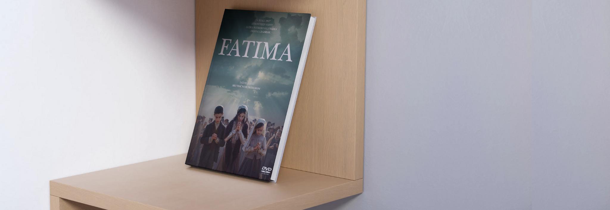 DVD Fatima