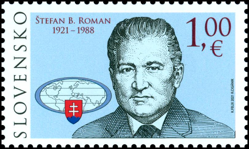 ŠTEFAN ROMAN A SVETOVÝ KONGRES SLOVÁKOV