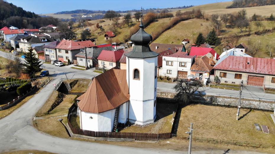 DÚBRAVICA, KOSTOL SV. ŽOFIE