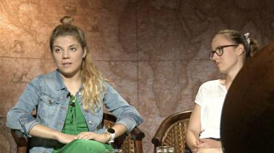 TANZÁNIA, Kristína Ivančíková, Laura Mrocková